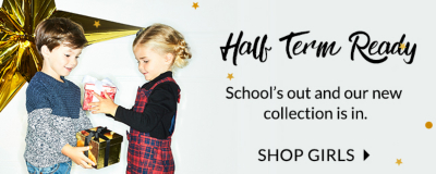 New clothes, new style - treat them at George.com