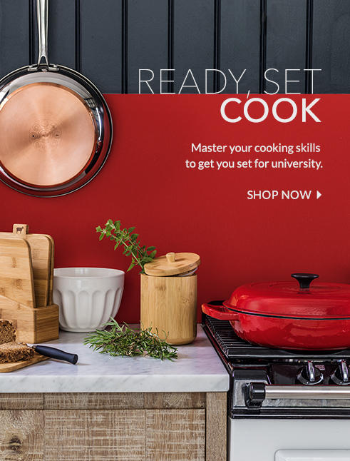 Get cooking at George.com