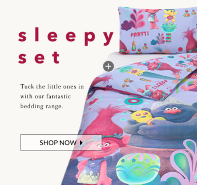 Shop our fantastic bedding range at George.com