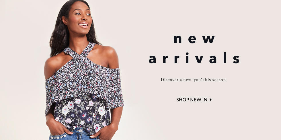 Shop the new range at George.com