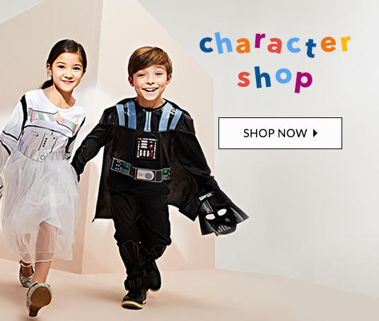 Play pretend with our fancy dress range at George.com