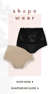 Sculpt your shape and create a flawless silhouette with our shapewear collection at George.com