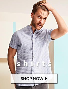 Smarten up with our shirts collection at George.com