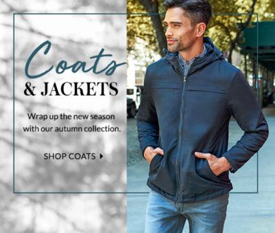 Warm and stylish - shop coat at George.com