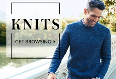 Brace for the weather ahead with our thick and stylish knitwear at George.com