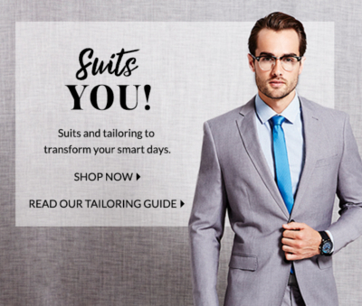 Shop our range of suits at George.com