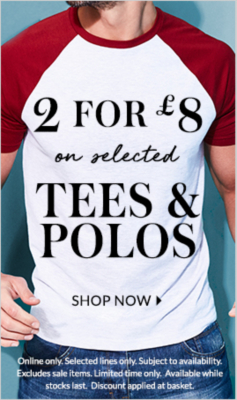 Find stylish staples like tops and tees and get them for less at George.com