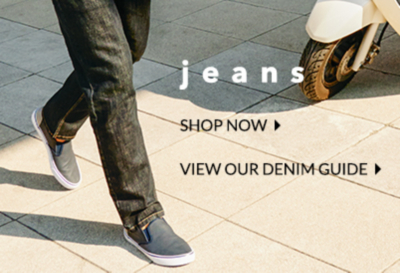 Shop our great selection of men's jeans at George.com