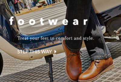 Find these season's most stylish shoes from boots to trainers, only at George.com
