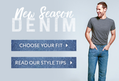 Denim days never looked so good. Shop jeans now at George.com