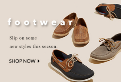 Shop our range of footwear now at George.com