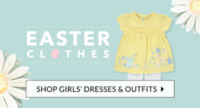 Discover tweet mini outfits for Easter at George.com