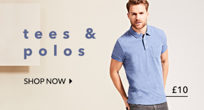 From formal shirts to polo shirts and casual tees - Shop tops at George.com