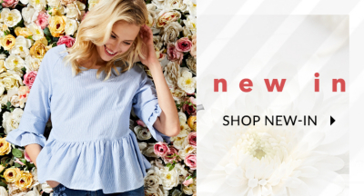 From tops to jeans - Shop women's new in at George.com