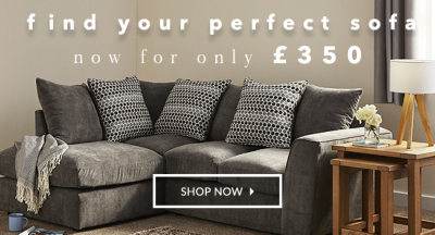 Get the sofa of your dreams for £350 at George.com