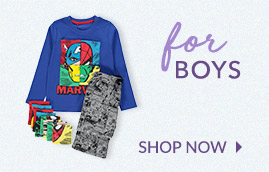 Soft and totally awesome! Treat them to a new pair of pyjamas at George.com
