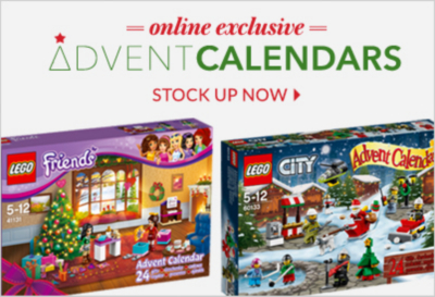 Countdown to Christmas with our amazing range of buildable advent calanders at George.com