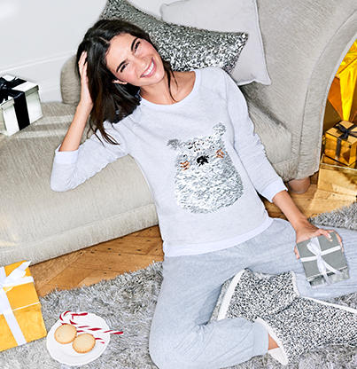 Make her Christmas special with our selection of gifts from lingerie to knits - discover more at George.com