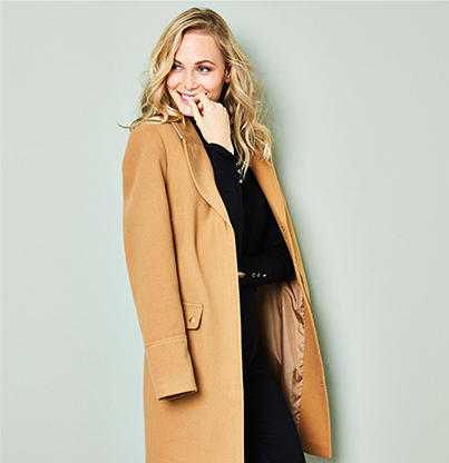 We all know that the winter coat is the investment piece of the season. Get your inspiration here at george.com