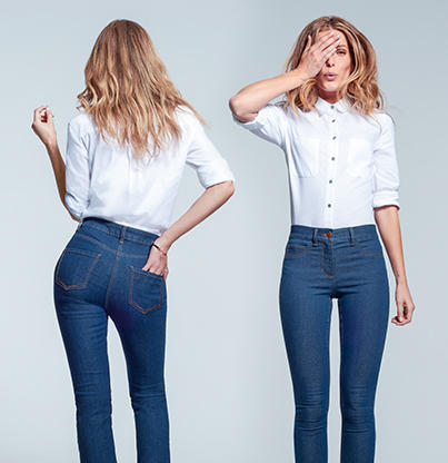 Enter our fabulous world of denim with the latest cuts and fits at George.com
