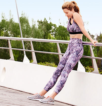 Start afresh with our range of high-performance activewear at George.com