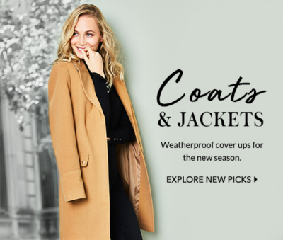 Whatever the weather, whatever the occasion, we've got the coat for you at George.com