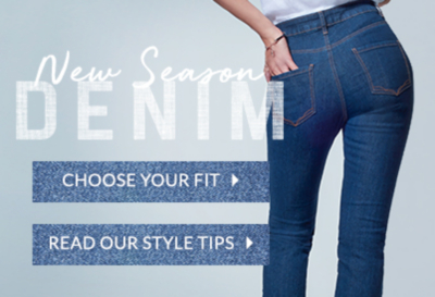 Shop our one stop denim shop and find your perfect pair of jeans at George.com