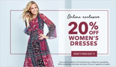 Looking for your dream dress? We've got it here for less at George.com