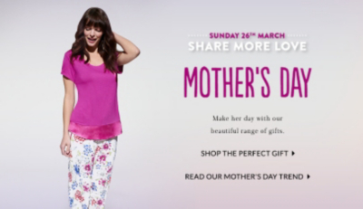 Treat her to Georgeous style this Mother's Day at George.com