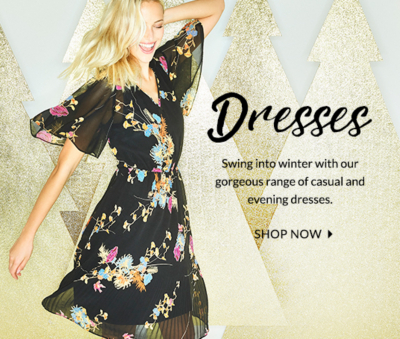 Say yes to the dress and browse our gorgeous range at George.com