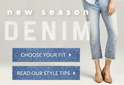 Discover your perfect pair of jeans now at George.com