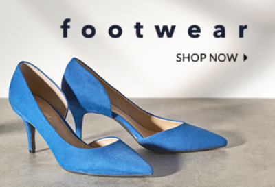 From boots to heels - shop women's shoes now at George.com