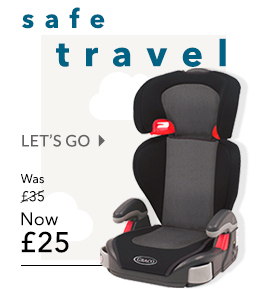 Keep your little one safe on every journey with our range of car seats. Shop our baby event offers now at George.com