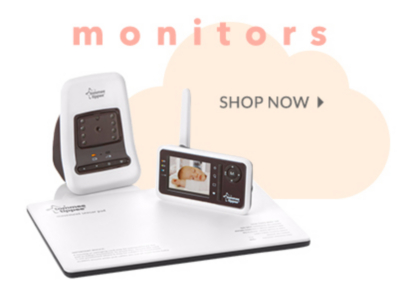 Ensure you're little one is safe and sound with our range of monitors at George.com