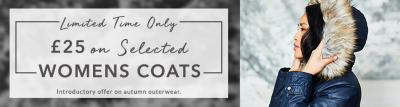 Shop womens coats at George.com