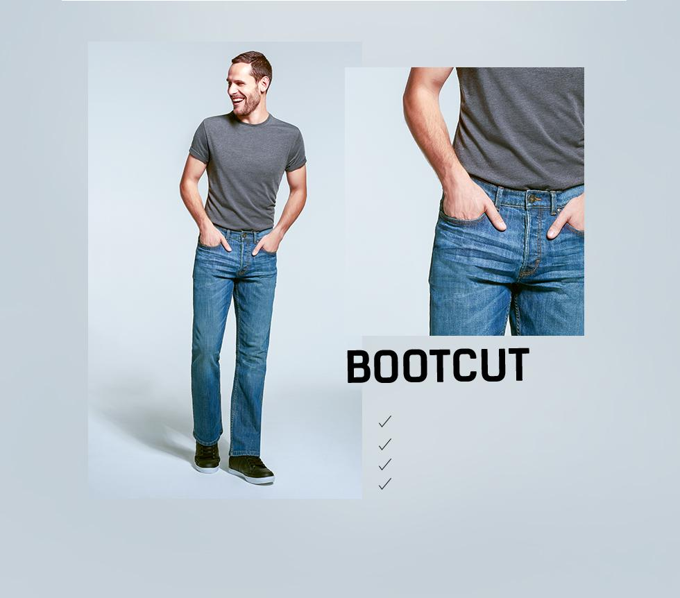 Let bootcut jeans own the season. Shop now at George.com