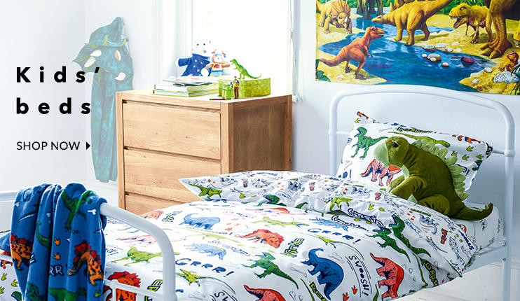 Shop our range of kids bedding and accessories George.com