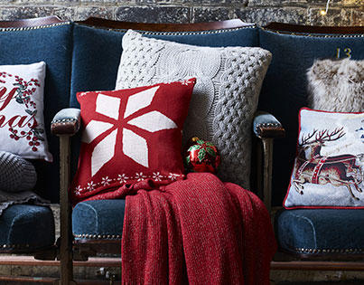 Transform your home into a magic fest in time for Christmas with decorations and accessories at George.com