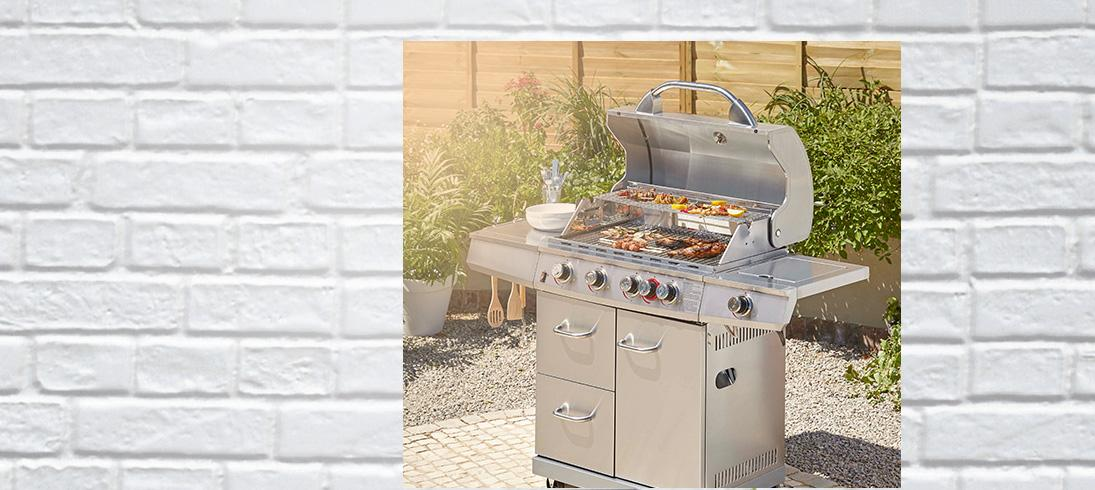 Shop our range of gas and electric BBQs