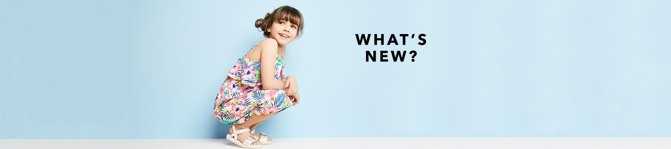 Shop girls' new arrivals
