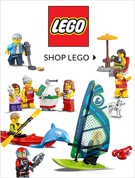 shop the LEGO range at George.com