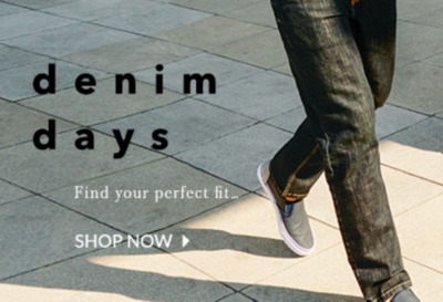 From straight to bootcut, find the right pair of jeans for you at George.com