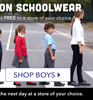 Find everything they need for school at George.com