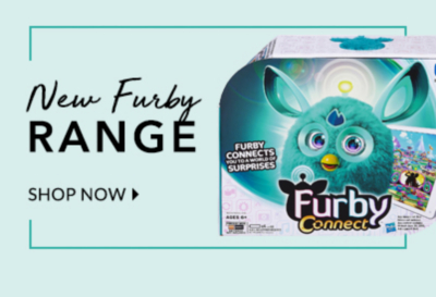 Explore our range of Furby toys at George.com