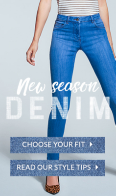 Make everyday a denim day at George.com