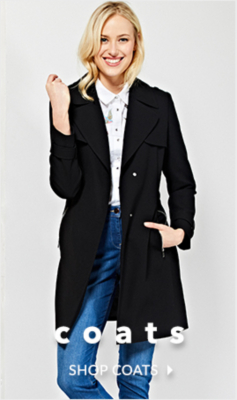 Wrap up for the new season with coats and jackets at George.com