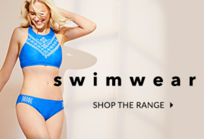 Find swimwear in every style at George.com