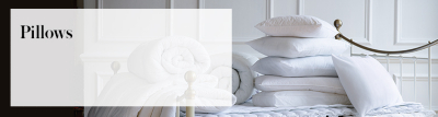 Read about our ranges of pillows with our buying guide at George.com