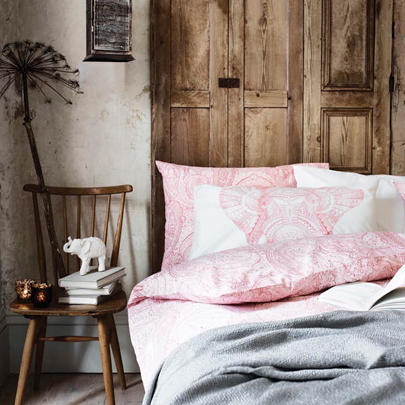 For a look that's all in the detail, our Blush collection will add a delicate touch to your home styling this season at George.com