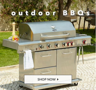 Fire up your summer with the latest BBQs at George.com
